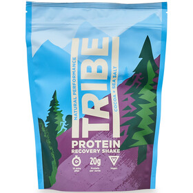 TRIBE Protein Shake Pouch 500g, cocoa/sea salt